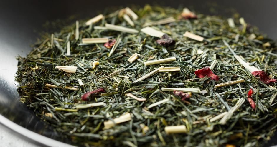 オリジナルのお茶をつくりませんか