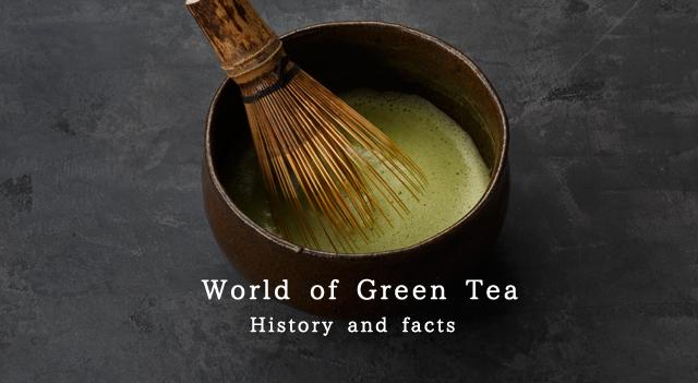World of Green Tea