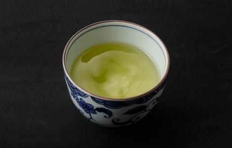 緑茶でやすらぎのひとときを